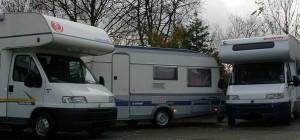 Onderhoud. reparatie en schadeherstel aan caravan en camper.